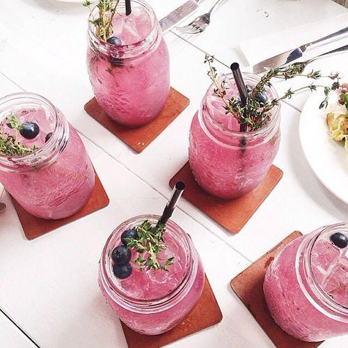 Article commun de juillet –  Les drinks d'été qu'on aime!