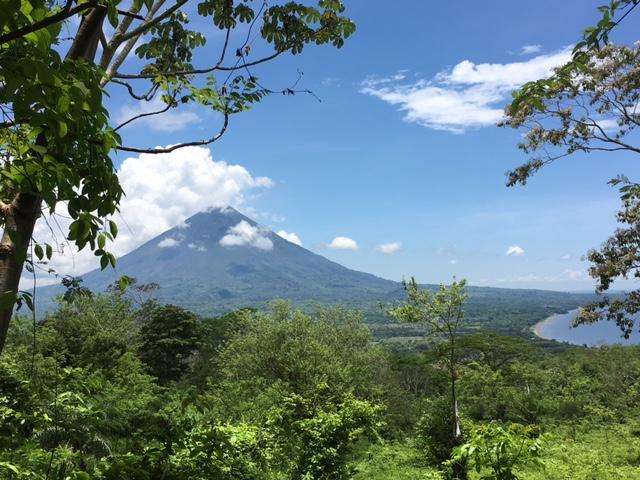 Ma rencontre avec le Nicaragua